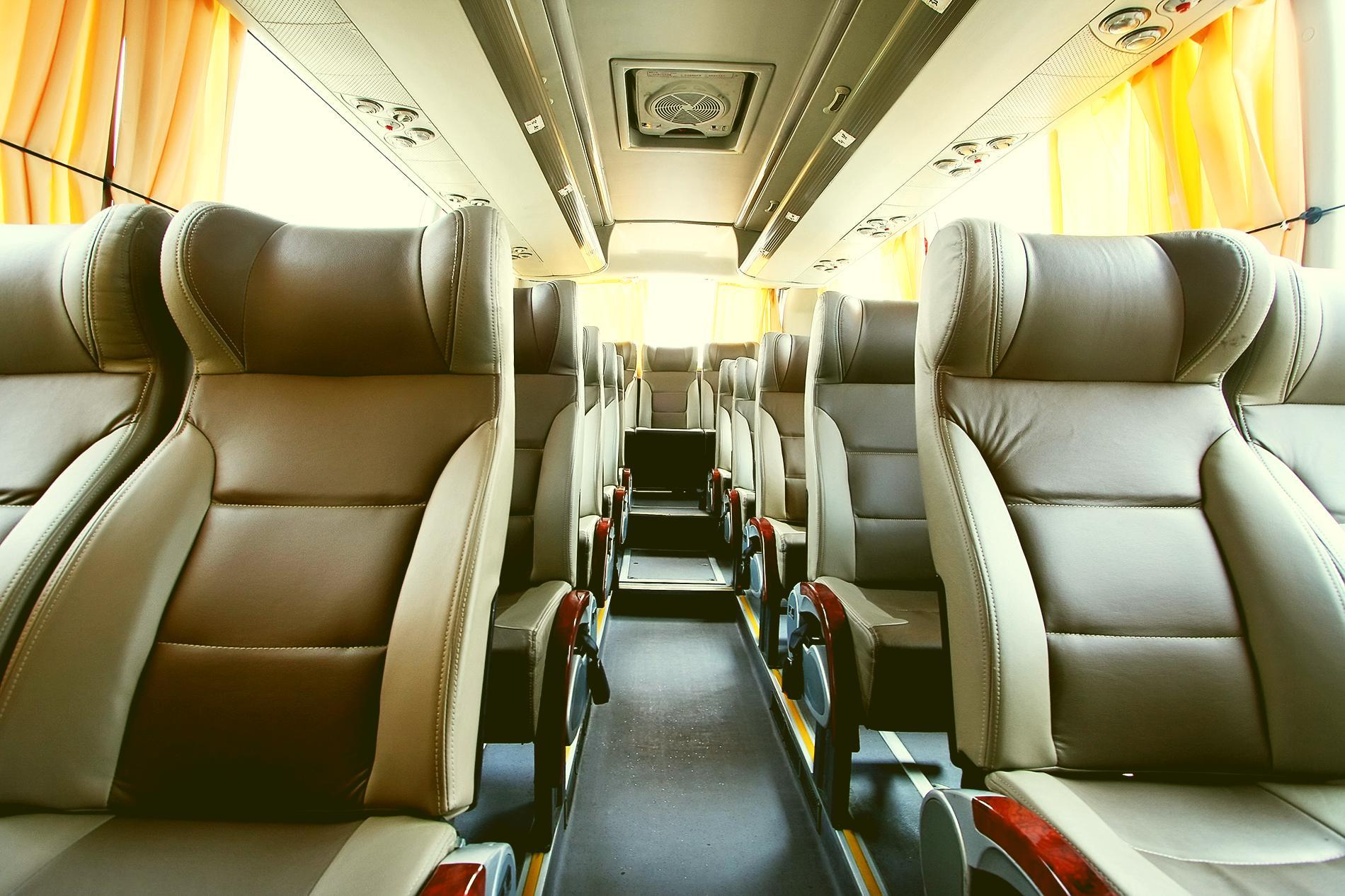 Shuttle Bus Transportation Maryland, Virginia, DC