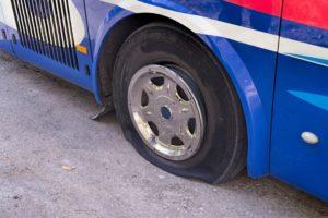 Flat tire #2